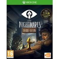 Little Nightmares Deluxe Edition Xbox One Game