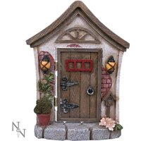 Delicate Lodgings Fairy Ornament
