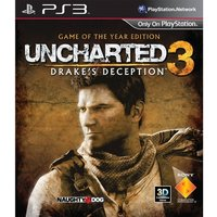 Uncharted 3 Drakes Deception Game Of The Year (GOTY) Edition