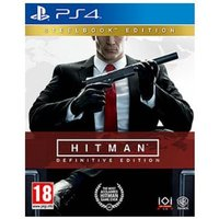 Hitman Definitive Steelbook Edition PS4 Game