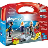 Playmobil Fire Rescue Carry Case