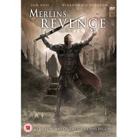 Merlin's Revenge: The Grail Wars DVD