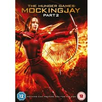 The Hunger Games Mockingjay Part 2 DVD