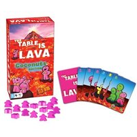 The Table is Lava: Coconuts Edition Expansion