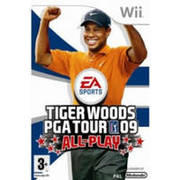 Tiger Woods PGA Tour 09 All-Play Game