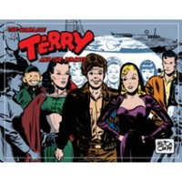 The Complete Terry And The Pirates, Vol. 6 1945-1946 by Milton Caniff (Hardback, 2009)