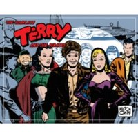 Complete Terry And The Pirates Volume 6: 1945-1946