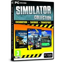 Salvage, Excavation and Transport Simulator Triple Pack Game