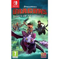 DreamWorks Dragons Dawn of New Riders Nintendo Switch Game