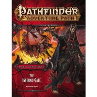 Pathfinder Adventure Path #105: The Inferno Gate Hell's Vengeance 3 of 6