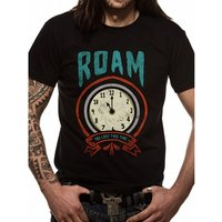 Roam - Time Men's Medium T-Shirt - Black