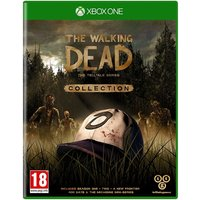 The Walking Dead Collection Telltale Series Xbox One Game