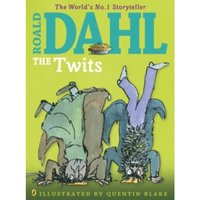 The Twits (Colour Edition) by Roald Dahl (Paperback, 2014)
