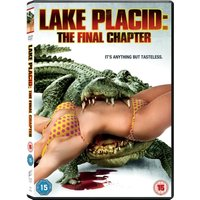 Lake Placid The Final Chapter DVD