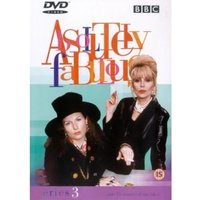 Absolutely Fabulous - Series 3 DVD
