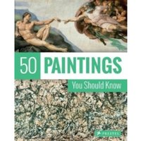 50 Paintings You Should Know by Kristina Lowis (Paperback, 2016)