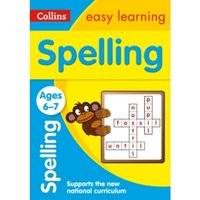 Spelling Ages 6-7: New Edition