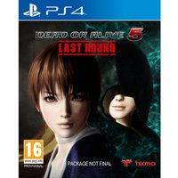 Ex-Display Dead or Alive 5 Last Round PS4 Game