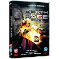 Death Race Trilogy DVD