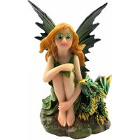 Companions of the Forest (Set of 4) Dragon Figures