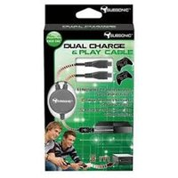 Subsonic Dual Charge and Play Cable Xbox One