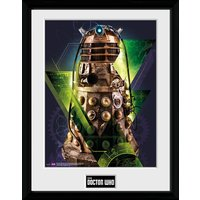 Doctor Who Dalek (30 x 40cm) Collector Print
