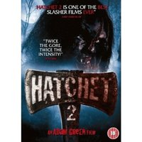 Hatchet 2 DVD