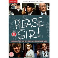 Please Sir!: Complete Series DVD