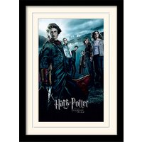 Harry Potter - Goblet Of Fire Mounted & Framed 30 x 40cm Print