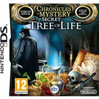 Chronicles of Mystery The Secret Tree of Life Game