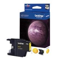 Brother LC-1220Y Ink cartridge yellow, 300 pages