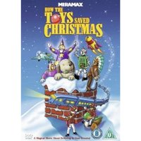 How the Toys Saved Christmas DVD