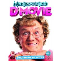 Mrs Brown's Boys D'Movie DVD