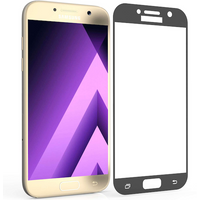 Samsung Galaxy A5 (2017) Tempered Glass Screen Protector with Black Edge