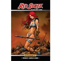 Red Sonja: She Devil With a Sword Volume 4 HC