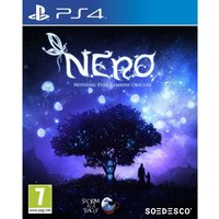 N.E.R.O (NERO) Nothing Ever Remains Obscure PS4 Game