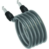 OnGuard Revolver Coil Cable 1850 x 15mm
