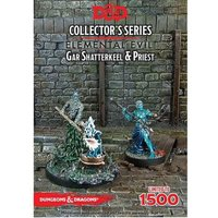 Dungeons & Dragons Collector's Series Princes of the Apocalypse Miniature Gar Shatterkeel & Water Priest