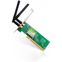 TP-Link TL-WN851ND 300Mbps Wireless N PCI Adapter LP Bracket