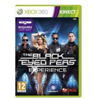 Kinect The Black Eyed Peas Experience Game
