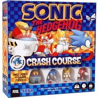 Sonic The Hedgehog Crash Course (Limited Edition) Board Game