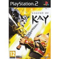 Legend of Kay PS2 Game