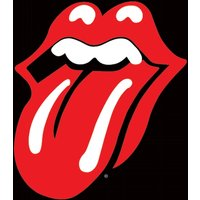 Rolling Stones - Lips Canvas