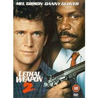 Lethal Weapon 2 DVD