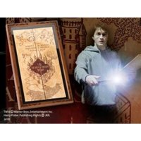 Harry Potter - Marauders Map Display Case