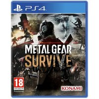 Metal Gear Survive PS4 Game
