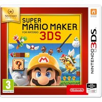Super Mario Maker 3DS Game (Selects)
