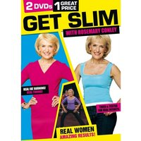 Get Slim With The Stars Rosemary Conley GI Jeans / Real Results DVD