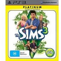 The Sims 3 Game (Platinum)