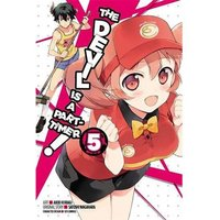 The Devil Is A Part-Timer! Volume 5 (manga)